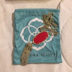Kendra Scott Gold Rayne Necklace